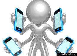El número de dispositivos móviles conectados a Internet superará el número de personas que habitan la Tierra.